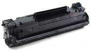 Qualy-Print Toner CF283X  Bk schwarz 2'200 Seiten