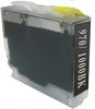 Qualy-Print Tintenpatrone LC-970XXL (HC) LC-1000HC  Schwarz mindestens 2.5fache Kapazitaet