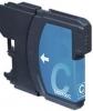 Qualy-Print Tintenpatrone LC-980XL LC-1100 (HC) Cyan doppelte Kapazitaet
