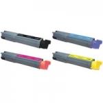 Qualy-Print Toner zu OKI C 3300 / C 3400 / C 3450 C 3600 M Magenta 2'000 Seiten Nr. 43459406 , 43459330