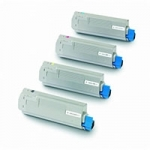 Qualy-Print Toner zu OKI C 5800 / C 5900 M Magenta 5'000 Seiten Nr. 43324422