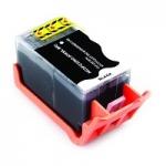 Qualy-Print Tintenpatrone HP 934 Bk XL (C2P19AE + C2P23AE)  schwarz ca. 2'000 Seiten doppelte Kapazität