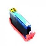 Qualy-Print Tintenpatrone HP 935XL c  (C2P20AE + C2P24AE)) cyan ca. 825 Seiten