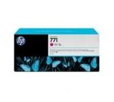 HP Tintenpatrone CE039A  B6Y09A  771 magenta