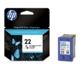 HP Tintenpatrone 22 XL  C9352A colocr