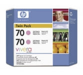 HP Tintenpatrone CB346A 70 light magenta