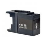 Qualy-Print Tintenpatrone LC-1280 /LC-1240 (HC) Schwarz