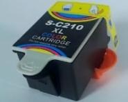 Qualy-Print Tintenpatrone Samsung M 210 / M 215 color