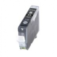 Qualy-Print Tintenpatrone CLI-521 Bk Schwarz mit Chip 9 ml